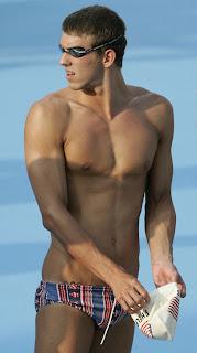 Michael phelps naked