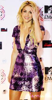 Shakira no es de las mujeres
