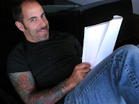 David Goyer screenwriter of the movie Ghost Rider 2