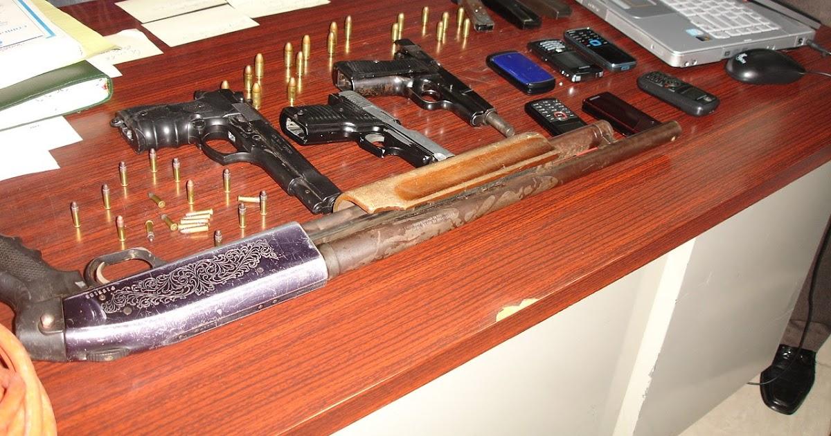 PN desmantela peligrosa banda de asaltantes en Bonao