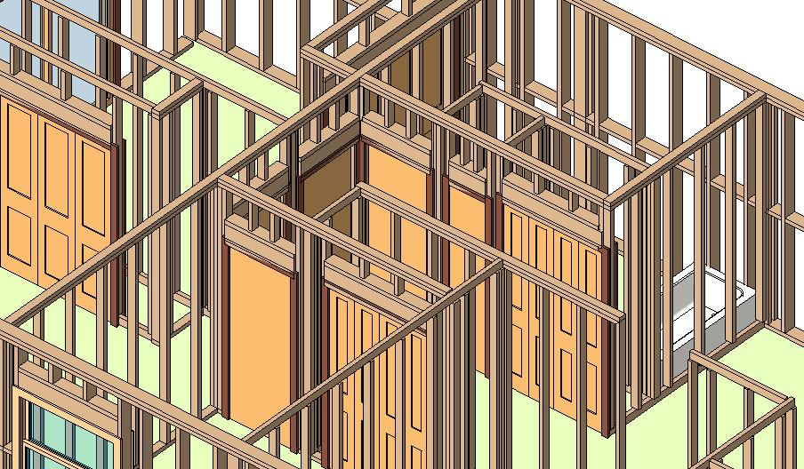 Tutorial Wood Framing Walls Revit Rocks Therevitkid