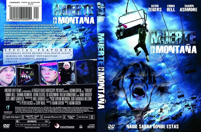 Muerte En La Montana Parte 5: MUNDO DVD: MUERTE EN LA MONTAÑA