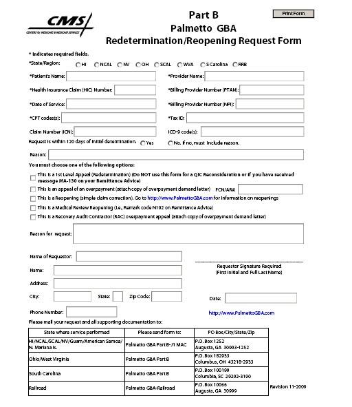 humana provider appeals form Sample Medicare Application Form - Design Templates