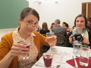 Friday Night Dinner at Natural Gourmet in NYC | Red-Handled Scissors