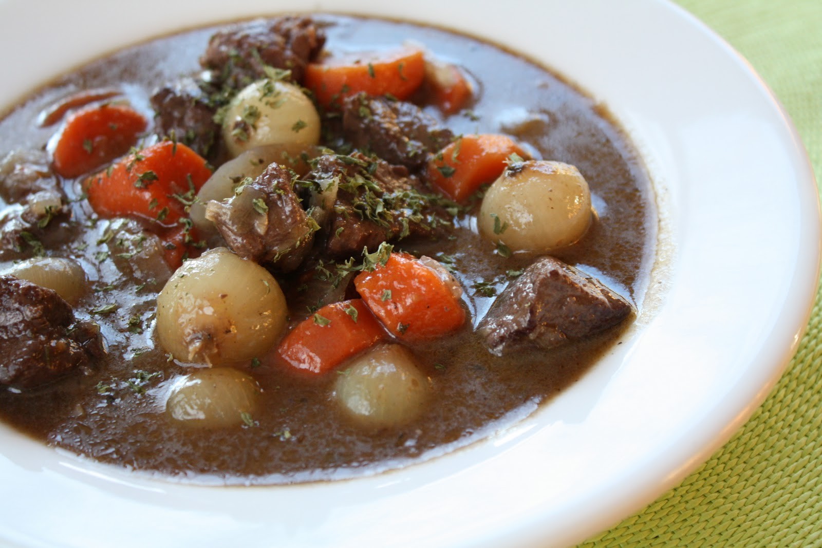 Canadian Moose Bourguignon