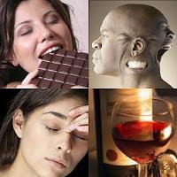 Dolor de cabeza, cefalea, alimentos y alimentación