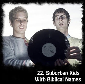 Suburban Kids With Biblical Names