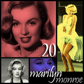 Marilyn Monore did not have an extra toe