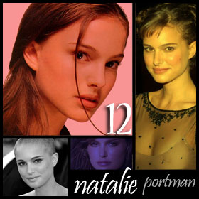 Natalie Portman looks hot with hair and without hair