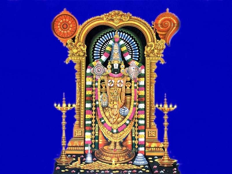 Hindu God Animation Wallpaper Free Halloween Wallpapers Mmw Blog Tirupati Balaji