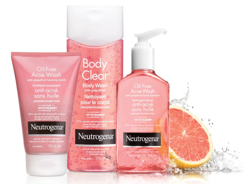 Neutrogena Has A Multitude Of Ways To Clear Up Your Skin