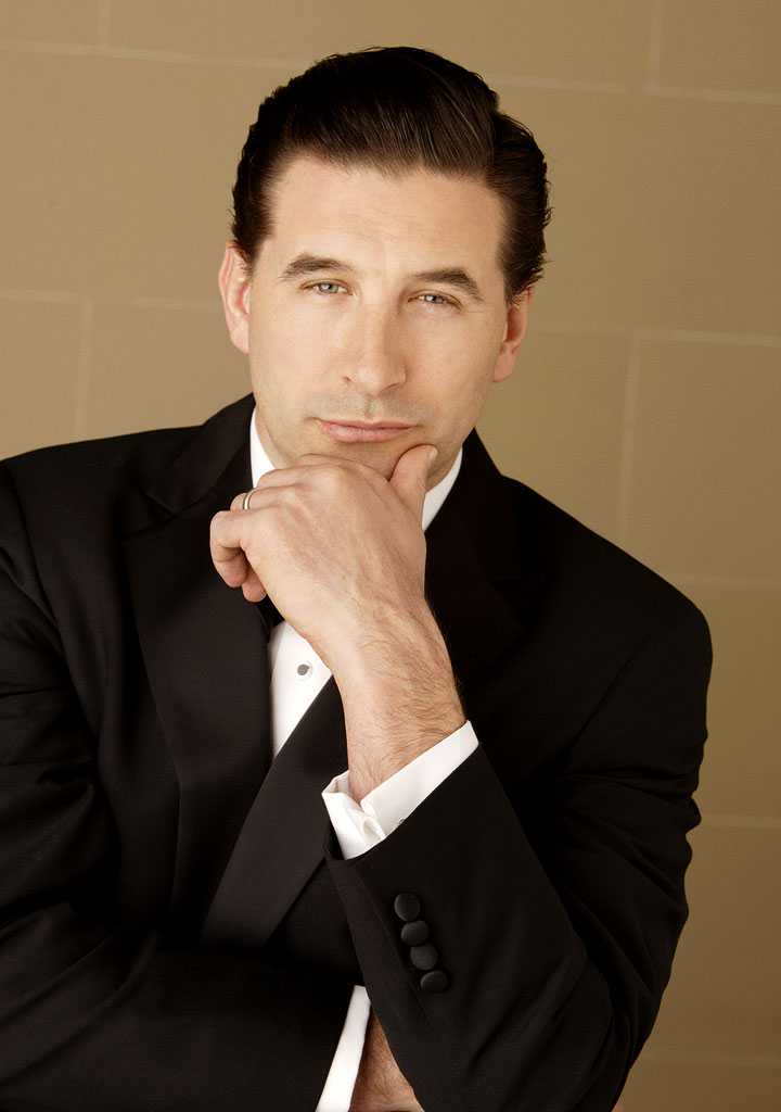 billy baldwin how tall