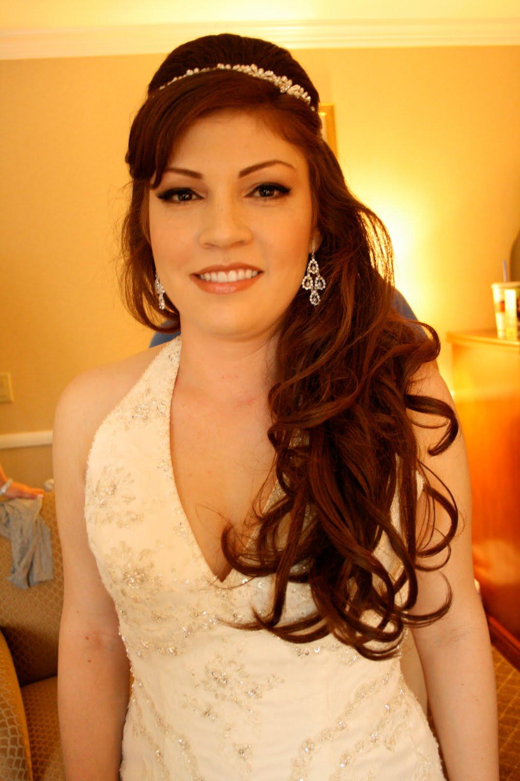 dana point , california beach wedding hair and makeup before