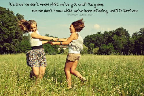 until it arrives quote about friendship friendship quotes tumblrFriendship Pictures With Quotes For Girls