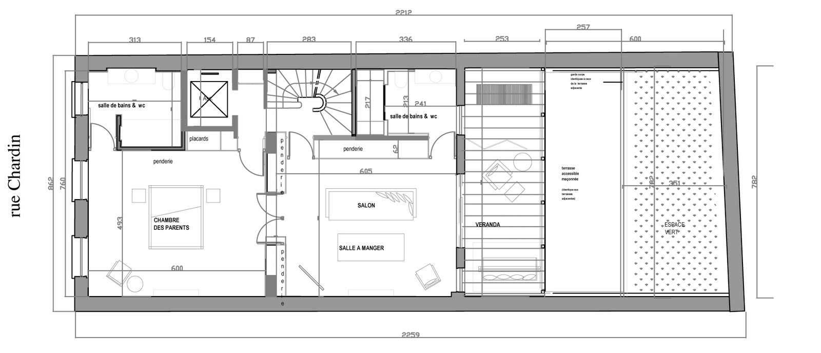 atelier d 39 architecture castellani 01 09 10. Black Bedroom Furniture Sets. Home Design Ideas