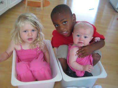Debate: Transracial Adoption