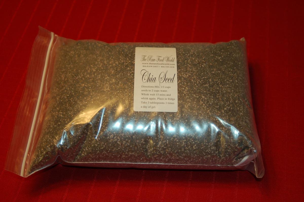 Chia Seeds: Sesame Seeds or Bubble Tea Tapioca Balls? Both? (3/5)