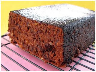 How to Bake Yummy Moist Chocolate Zucchini Cake 1