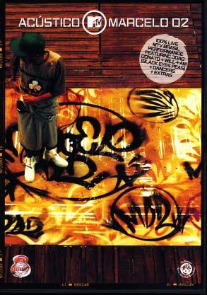 COMPLETO MARCELO ACUSTICO D2 MTV CD DE BAIXAR