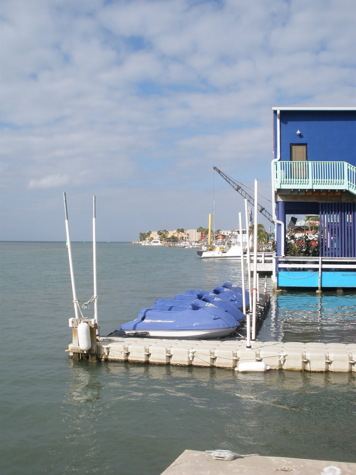 And I Wander Port Isabel And South Padre Island