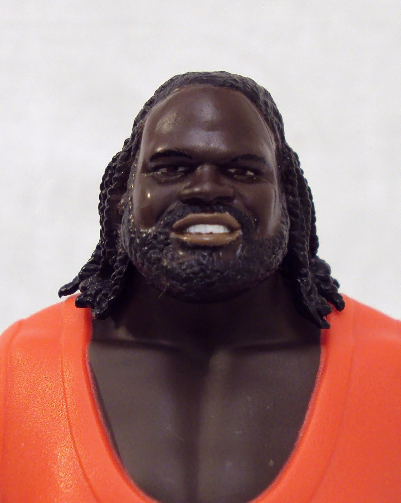 3B's Toy Hive: WWE Elite, Mark Henry - Review