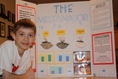 Ross Family The Meltanator