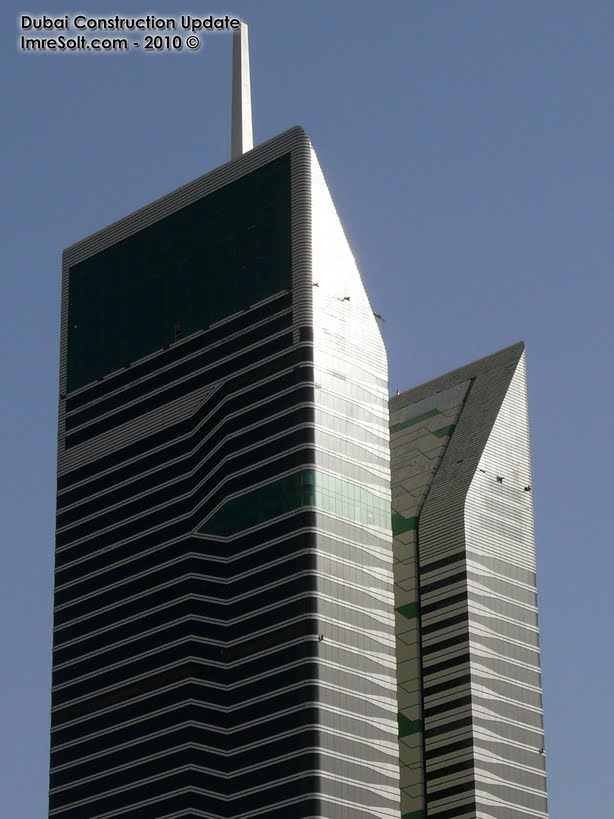 Dubai Constructions UpDate: Hotel JAL and Nassima Tower photos,aka