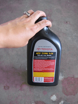 The Pan that Can: Change Transmission Fluid in 2002 Toyota Prius