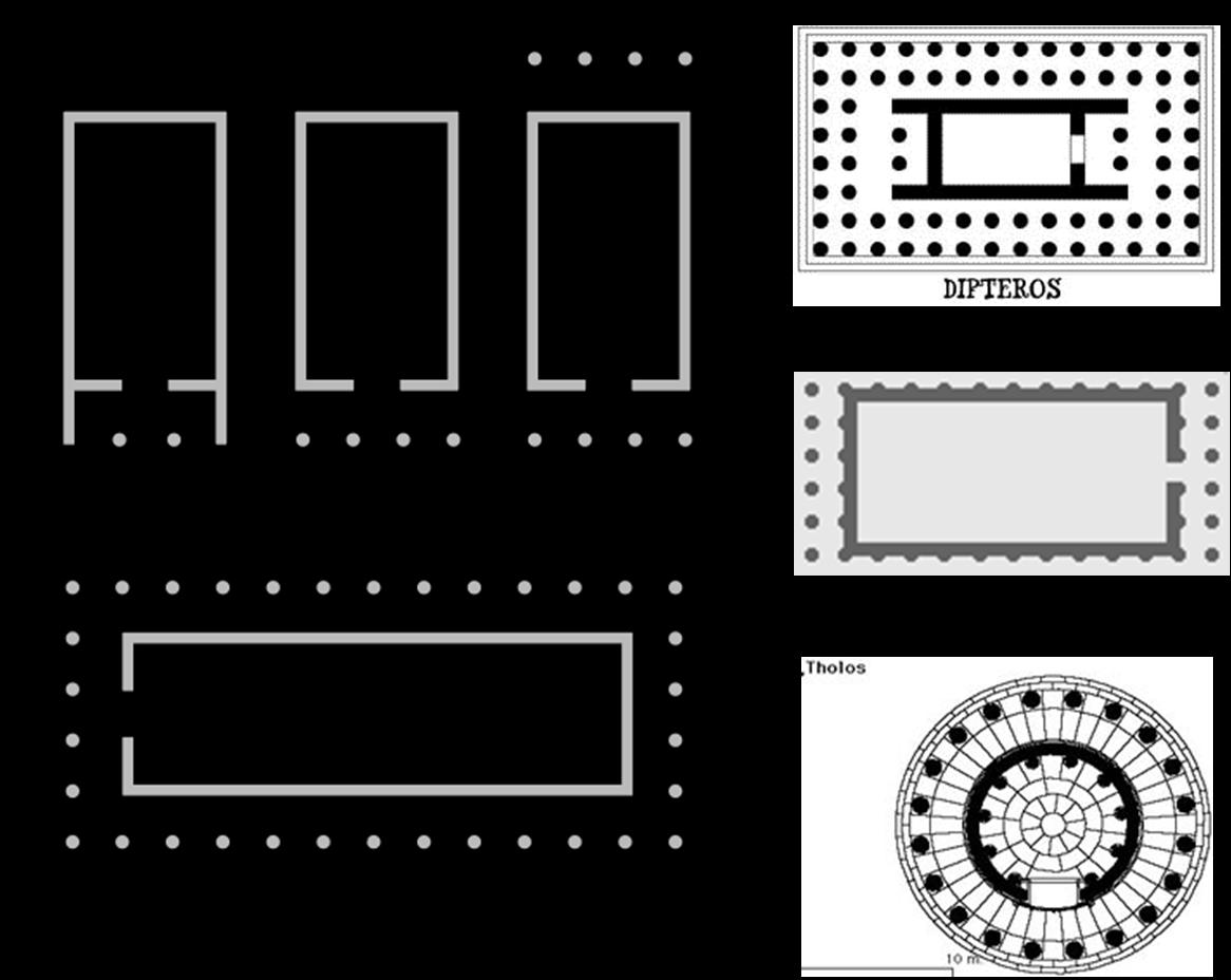Pantheon Floor Plan Arte Caba 209 As Templo Griego
