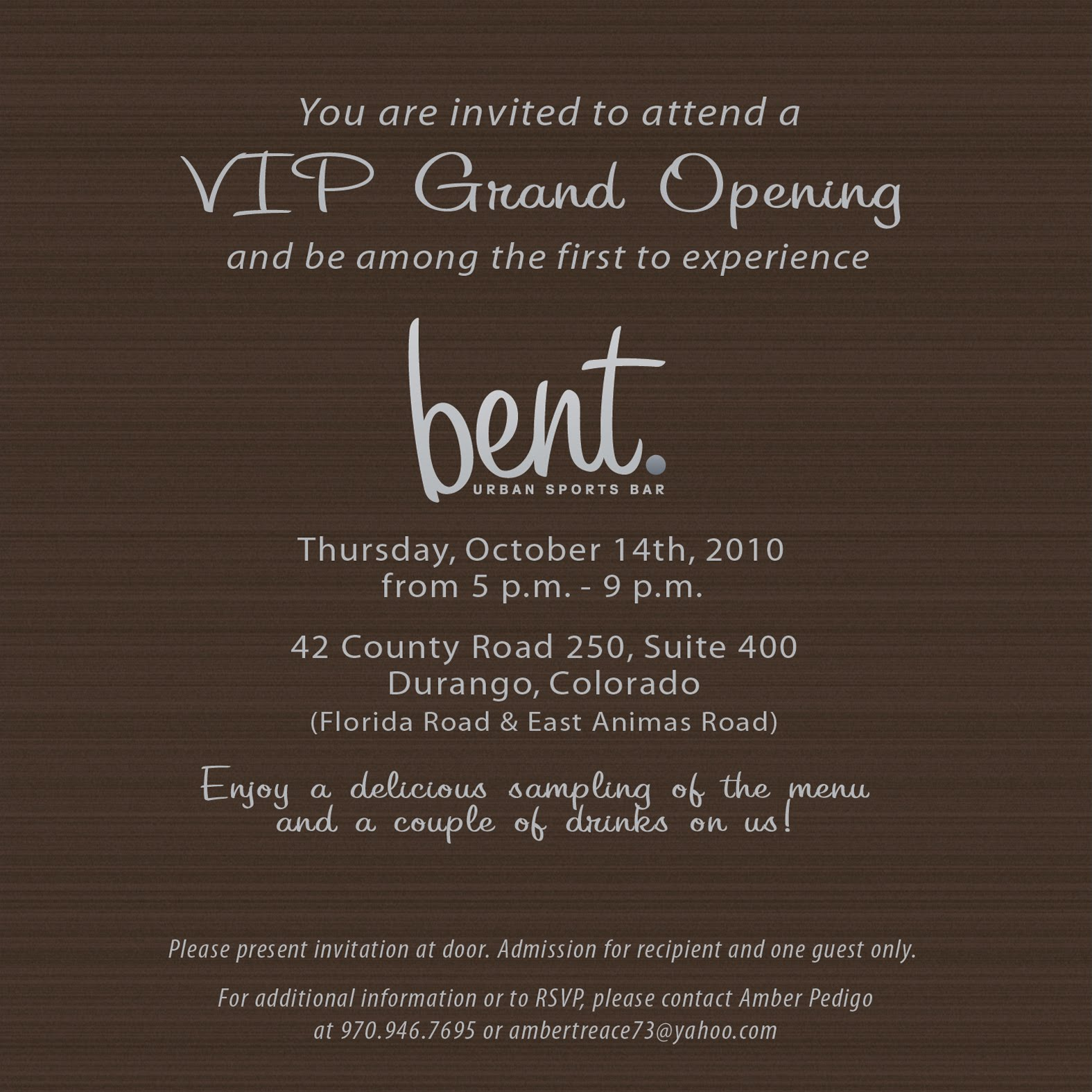 Restaurant Grand Opening Invitation Wording Best Custom