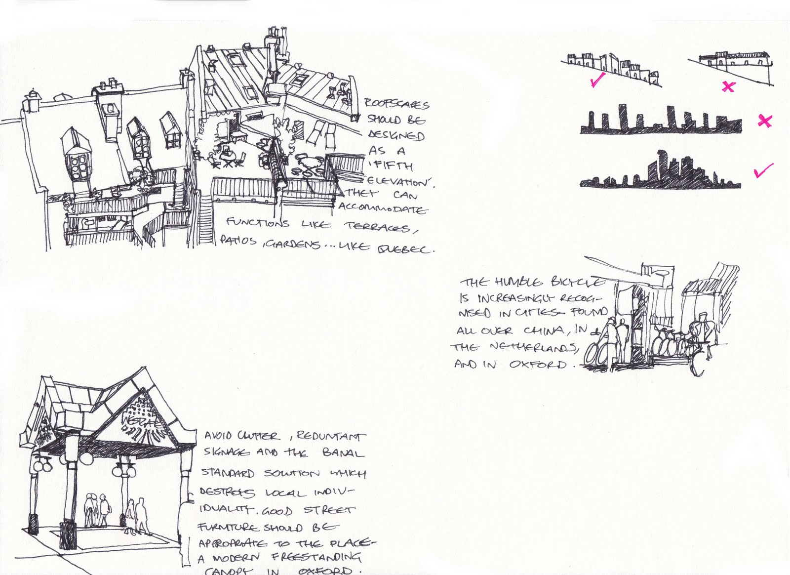Architecture4resolution Public Urban Environment Principles