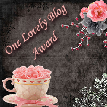 One Lovely Blog Award.