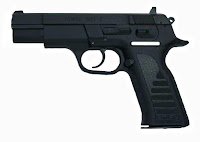 Tanfoglio Force (EAA Witness Polymer in the United States) full size polymer frame semi-automatic pistol