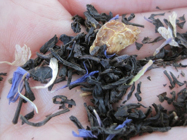 Lady Grey Tea, Sense of Smell, tea leaves