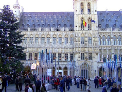 bruselas plaza mayor