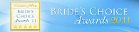 WeddingWire Bride's Choice Award 2011