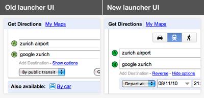 Google Maps Routenplaner 1