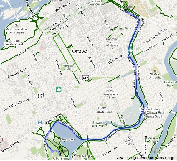 Google Lat Long: Gearing up: Biking directions added to ... on google maps canada ontario, map of usa canada, google map alberta canada, google satellite map canada, map quebec canada, world map canada,