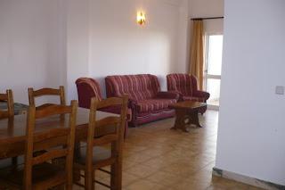 Algarve Ferias Albufeira - Sala do Apartamento