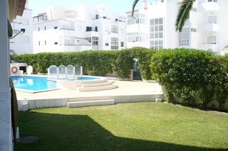 Algarve Ferias Albufeira - Vista do terraço do Apartamento
