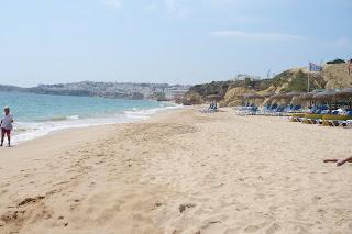 Algarve Ferias Albufeira - Praia do Forte de São João