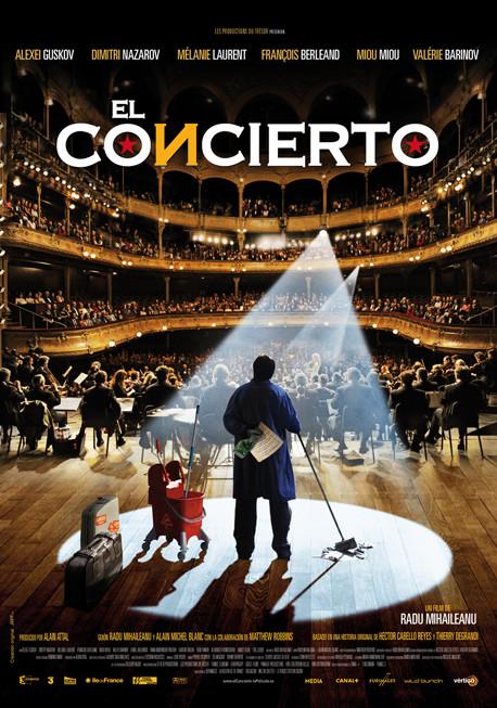 """Cine: """"El Concierto"""""""