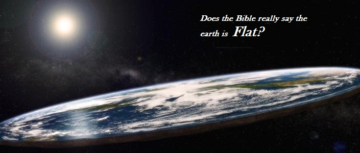 A sure word does the bible say the earth is flat does the bible say the earth is flat publicscrutiny Image collections