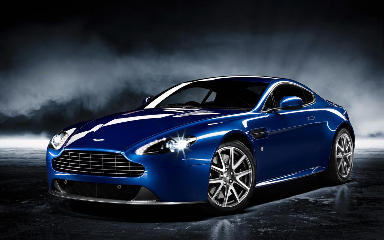 IN4RIDE: BRAND NEW ASTON MARTIN V8 VANTAGE S REVEALED