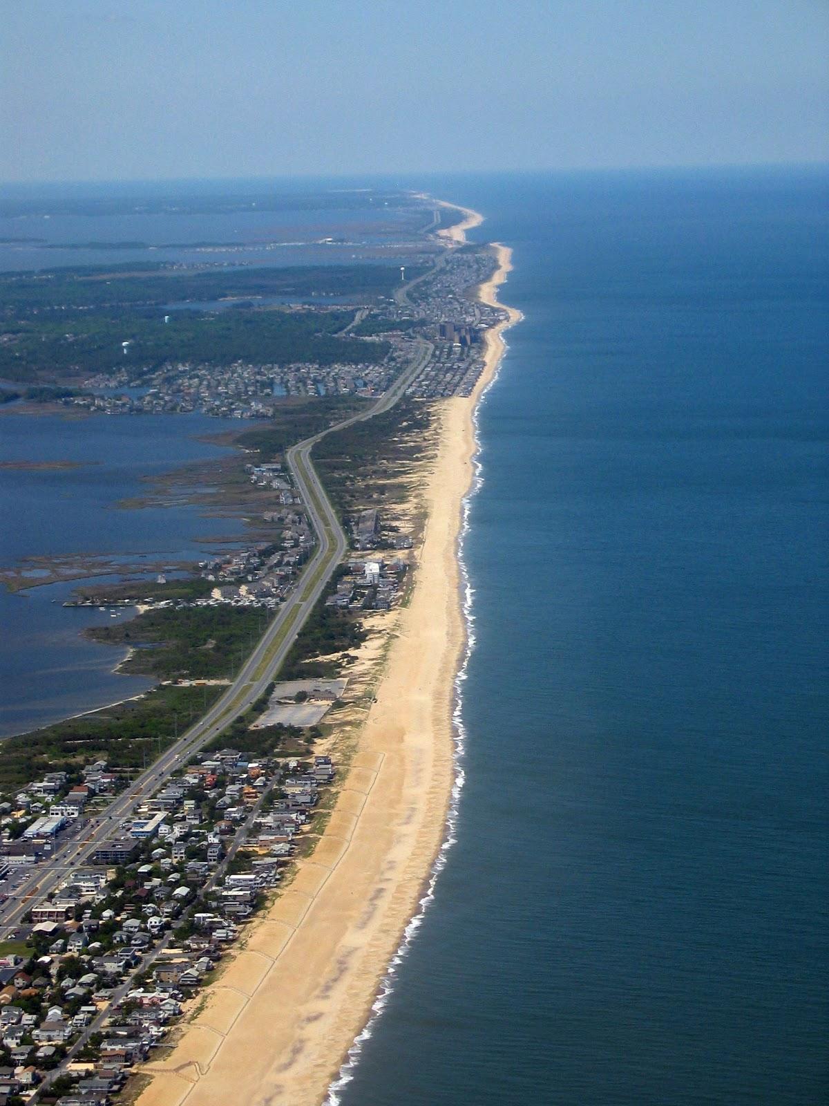 Ocean City Maryland Vs Chincoteague Island