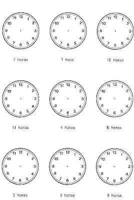 Portal Do Professor Aprendendo As Horas