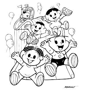 Banco De Atividades Desenhos Para Colorir Ferias