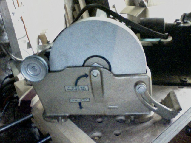 Idvw Design Tormek Vs Vintage Wet Wheel Bench Grinder