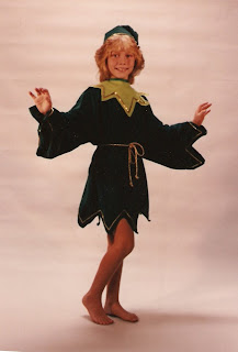 Fancy Dress Ideas: Homemade Christmas Elf costume