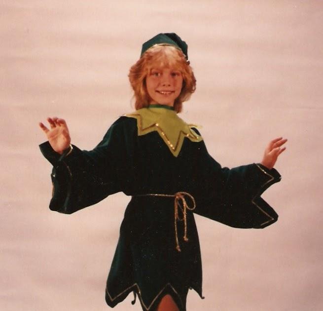 Fancy Dress Ideas Homemade Christmas Elf Costume